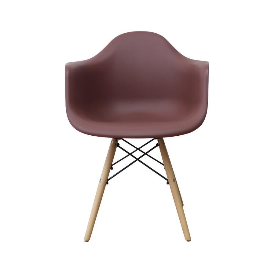 イームズチェア ダイニングチェア DAW 木脚 全4色 eames リプロダクト 椅子 イス ジェネリック家具 北欧  デザイナーズ シェルチェア|weimall|13