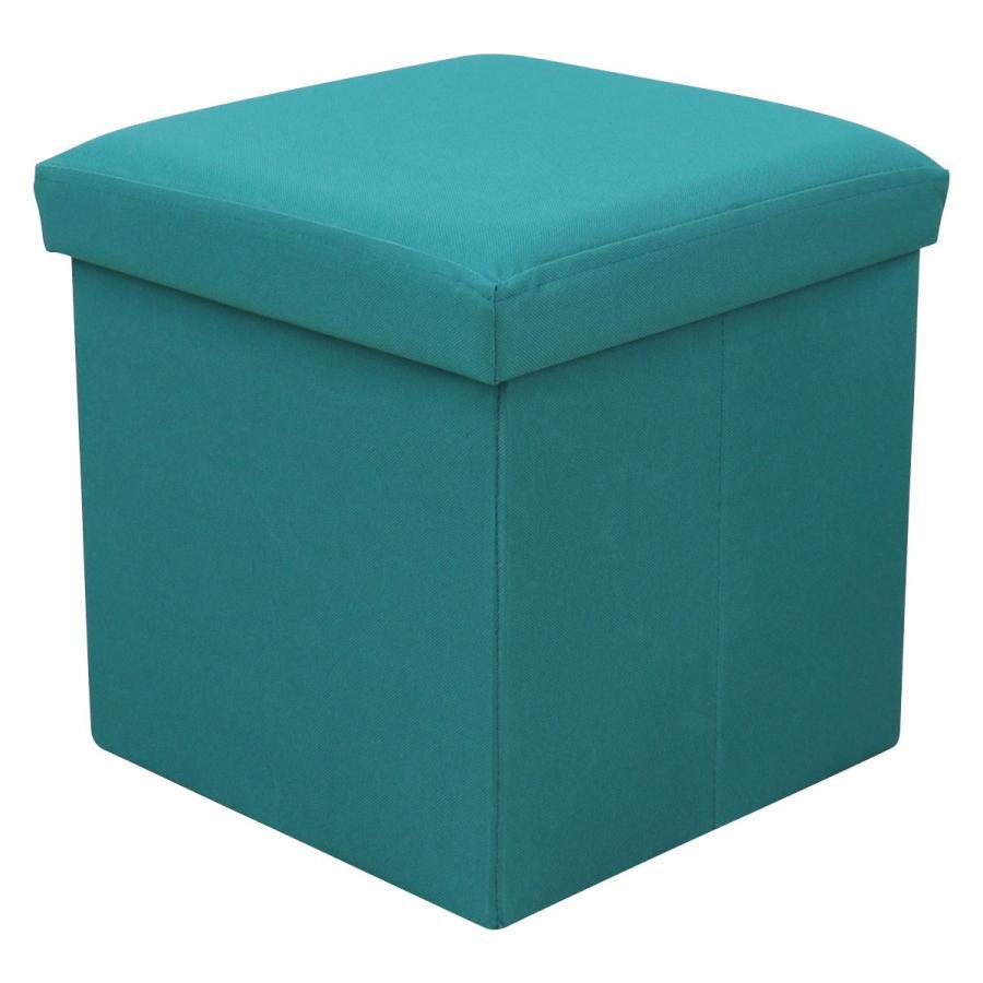 収納スツール 耐荷重100kg 折りたたみ フタ付き 収納ボックス 椅子 布製 ボックススツール オットマン おしゃれ Sサイズ おもちゃ箱|weimall|24