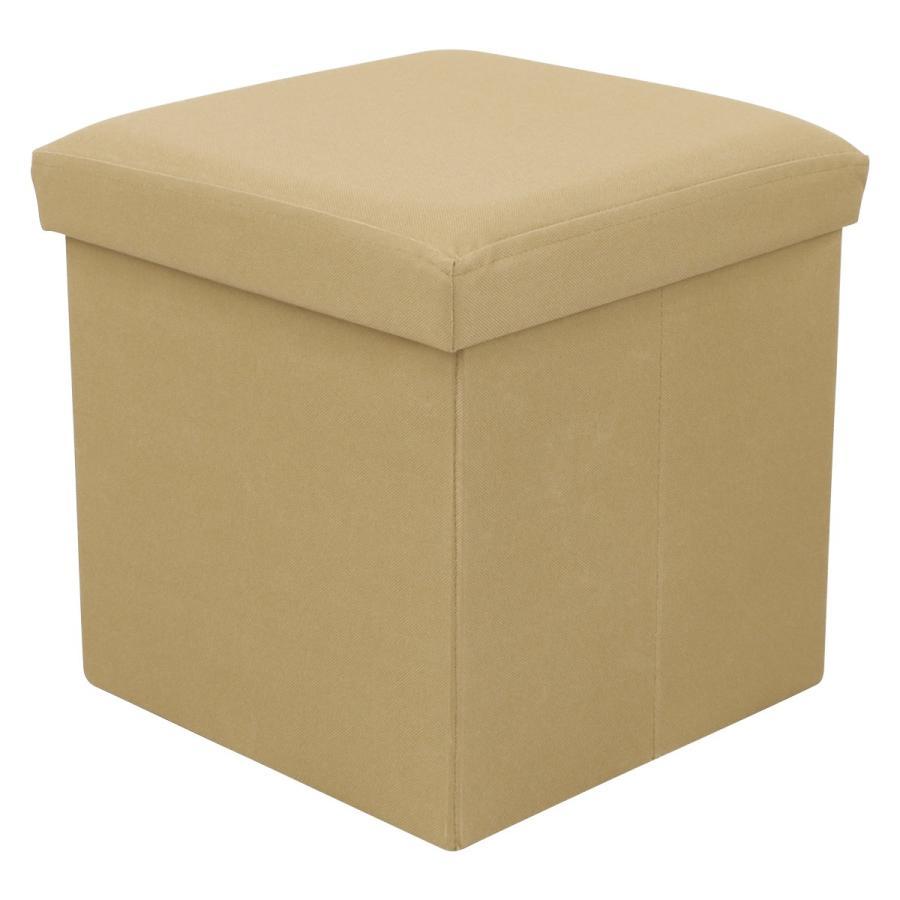 収納スツール 耐荷重100kg 折りたたみ フタ付き 収納ボックス 椅子 布製 ボックススツール オットマン おしゃれ Sサイズ おもちゃ箱|weimall|25