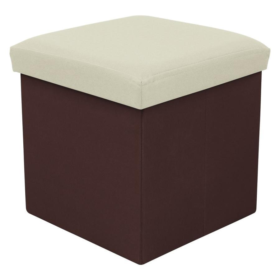 収納スツール 耐荷重100kg 折りたたみ フタ付き 収納ボックス 椅子 布製 ボックススツール オットマン おしゃれ Sサイズ おもちゃ箱|weimall|19