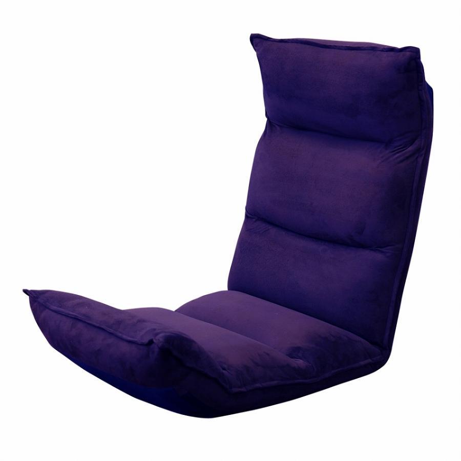 座椅子 リクライニング 低反発 ハイバック リラックス構造 メッシュ 全5色 日本製ギア コンパクト 高座椅子 チェア 1人掛け おしゃれ 腰痛 テレワーク 座いす weimall 22
