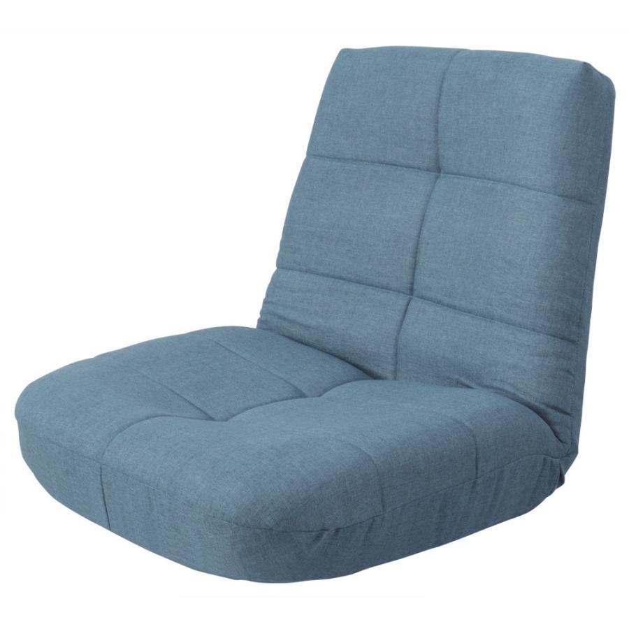 【期間限定セール】 座椅子 リクライニング 極厚 ポケットコイル 日本製ギア 全2色 チェア コンパクト 1人掛け あぐら座椅子 おしゃれ 座いす 座イス WEIMALL|weimall|13