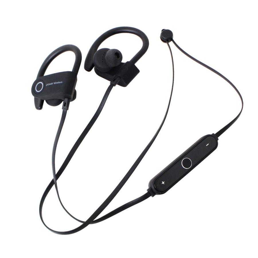 ワイヤレス イヤホン bluetooth 両耳 iPhone アンドロイド スポーツ 防汗 ブルートゥース WEIMALL|weimall|11