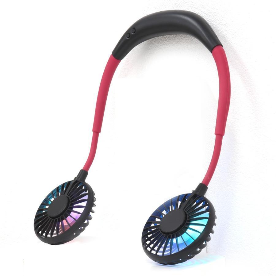首掛け扇風機 ミニ扇風機 ミニファン かわいい おしゃれ アロマ 手持ち扇風機 ハンディファン  USB充電式 卓上扇風機 熱中症対策 WEIMALL|weimall|11