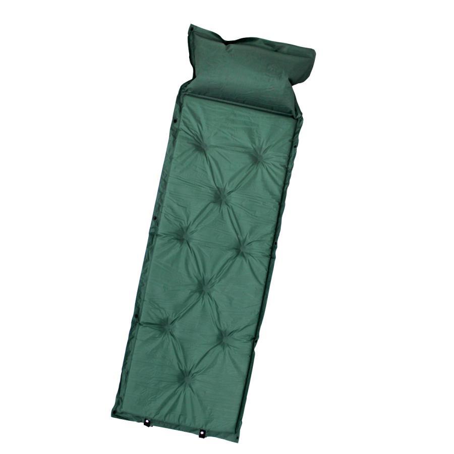 MERMONT インフレーターマット 収納袋付き 自動膨張式 キャンプ 車中泊 テントマット アウトドア エアーマット エアベッド スリーピングマット 防寒 暖かい|weimall|10