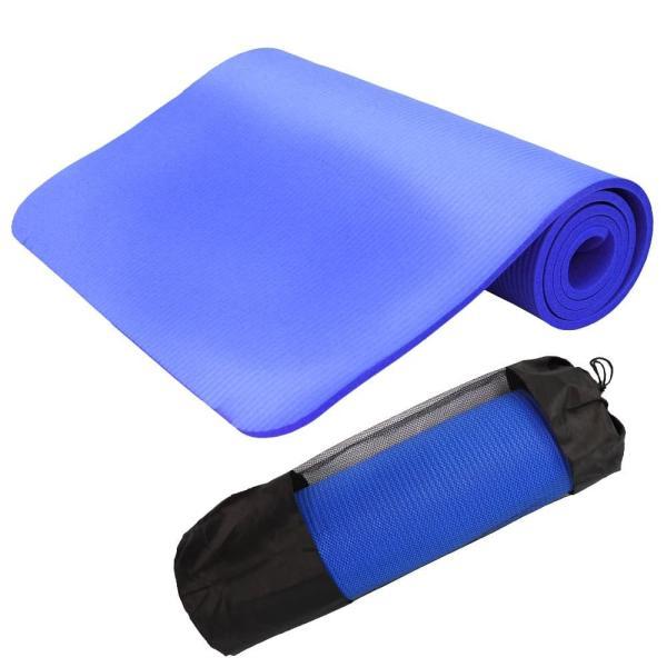 ヨガマット 10mm ホットヨガ ピラティス ストレッチ ダイエット 収納ケース付き 健康 器具 エクササイズ トレーニング 2本セット|weimall|13