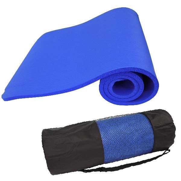 WEIMALL ヨガマット 15mm ホットヨガ ピラティス ストレッチ ダイエット 収納ケース付き 健康 器具 エクササイズ トレーニング 2本セット|weimall|10