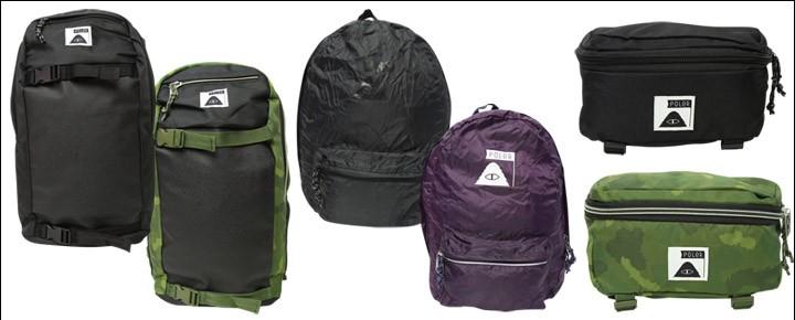 5月26日(金)新着!POLERの3商品が入荷!バックパック、ヒップバッグの3アイテム!数量限定ですのでお早めに!ヤマト運輸は期間限定!税込6,480 円以上で送料無料でお届け致します!