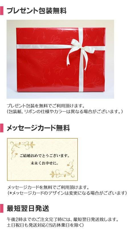 プレゼント包装無料で早い納期