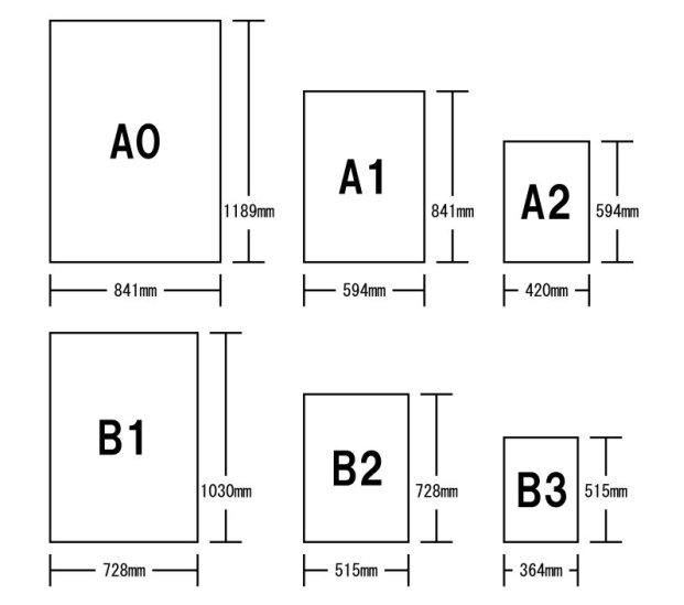 pdf b2サイズ a4印刷 mac