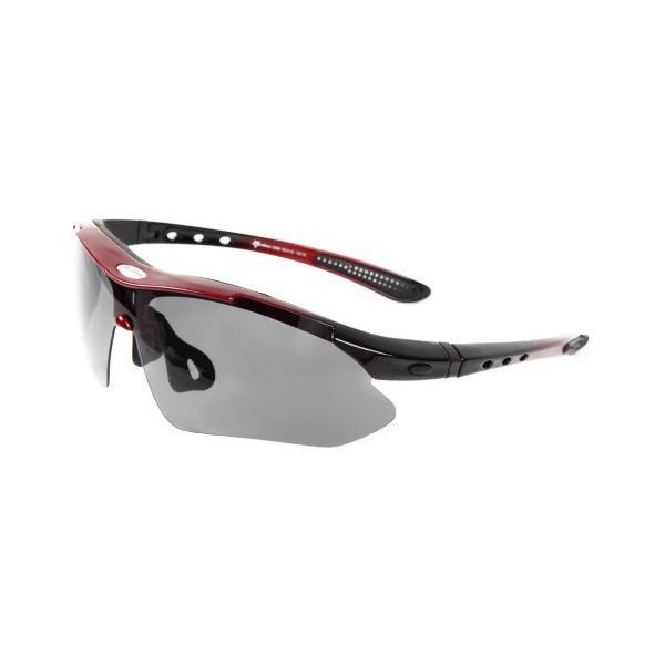 スポーツサングラス サングラス  偏光サングラス 偏光 ゴルフサングラス テニス バイク 野球 サイクリング ランニング メンズ レディース スキー スノーボード|west-re-tail2|22