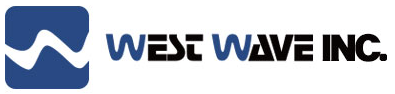 WEST WAVE INC. ロゴ