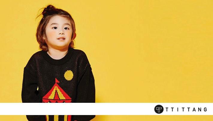 韓国子供服 ティッタン
