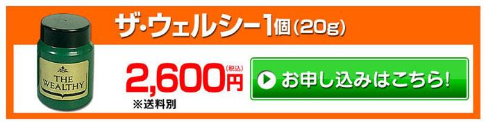 ザ・ウェルシー 【トライアル10g】送料当社負担0円!