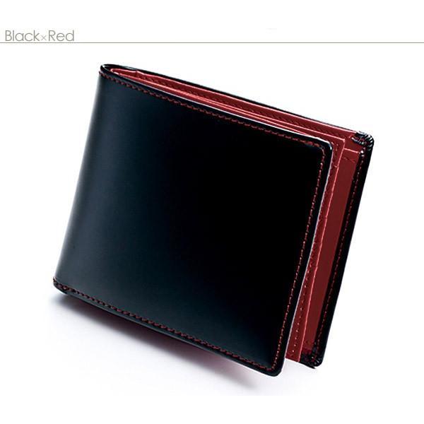 財布 メンズ 二つ折り 大容量 コンパクト 小さい 革 皮 牛革 本革 名入れ 小銭入れ コインケース 男性 紳士革財布 ボックス型 ギフト プレゼントに|wide|29