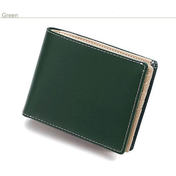 財布 メンズ 二つ折り 大容量 コンパクト 小さい 革 皮 牛革 本革 名入れ 小銭入れ コインケース 男性 紳士革財布 ボックス型 ギフト プレゼントに|wide|25