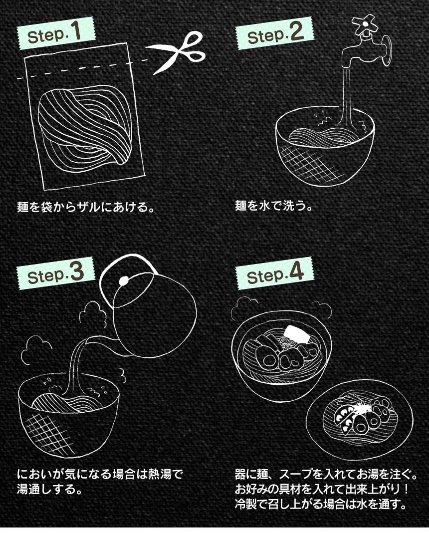 こんにゃくラーメン お試し全6種類×1食セット