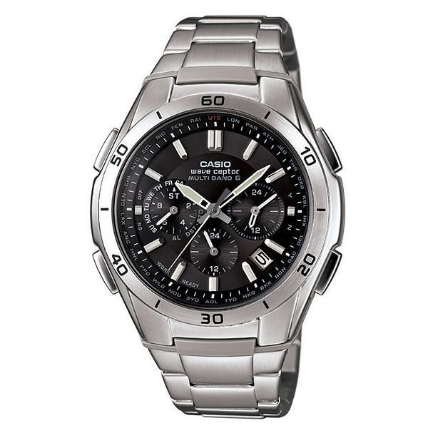 腕時計 メンズ 電波ソーラー クロノグラフ カシオ ソーラー電波腕時計 アナログ プレゼント 電波時計 ワールドタイム 世界電波 ブランド|wide|12
