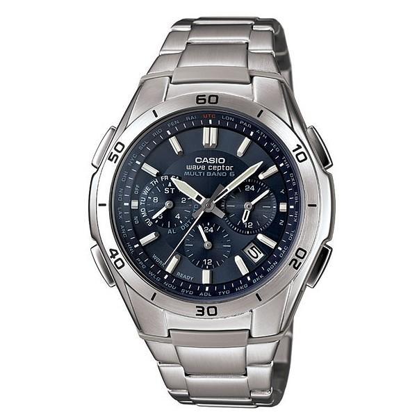 腕時計 メンズ 電波ソーラー クロノグラフ カシオ ソーラー電波腕時計 アナログ プレゼント 電波時計 ワールドタイム 世界電波 ブランド|wide|13