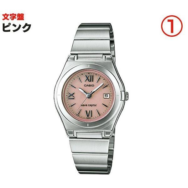 腕時計 レディース 電波ソーラー 薄型 アナログ 見やすい おしゃれ 女性用 婦人用 カシオ腕時計 薄い 軽い 細い 電波時計 ブランド CASIO 社会人 2021 夏 wide 12
