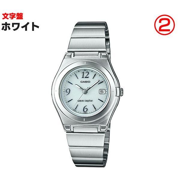 腕時計 レディース 電波ソーラー 薄型 アナログ 見やすい おしゃれ 女性用 婦人用 カシオ腕時計 薄い 軽い 細い 電波時計 ブランド CASIO 社会人 2021 夏 wide 13