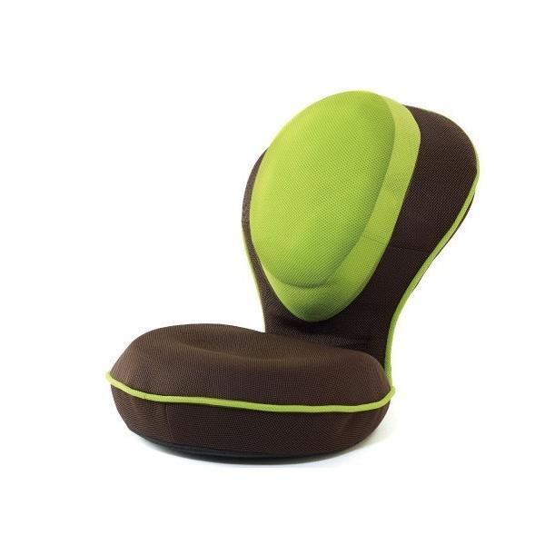 座椅子 腰痛 美姿勢座椅子 猫背 リッチ Rich 洗える 低反発クッション 姿勢 背もたれ 骨盤矯正 椅子 背筋がGUUUN グーン カバーが取り外せる|wide|26