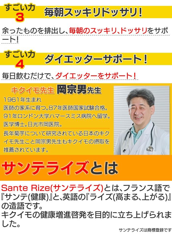 サンテライズ 菊芋 健康茶 75g(2.5g×30包)