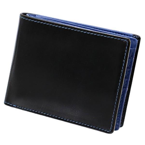 財布 メンズ 二つ折り 大容量 コンパクト 革 皮 牛革 本革 男性用 紳士革財布 30代 40代 50代 カードがたくさん入る 名入れ ギフト プレゼントに|wide|28