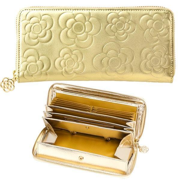 長財布 レディース 母の日 財布 プレゼント 社会人 花柄財布 女性物 本革 レザー かわいい ギャルソン財布 女性用 やりくり財布 大容量 wide 20