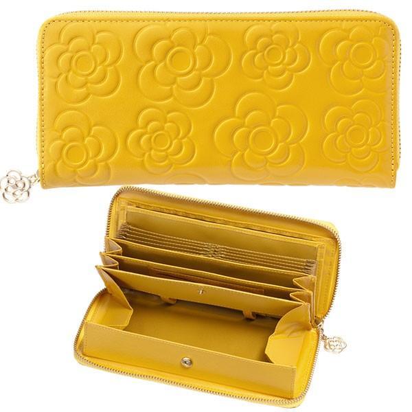 長財布 レディース 母の日 財布 プレゼント 社会人 花柄財布 女性物 本革 レザー かわいい ギャルソン財布 女性用 やりくり財布 大容量 wide 21