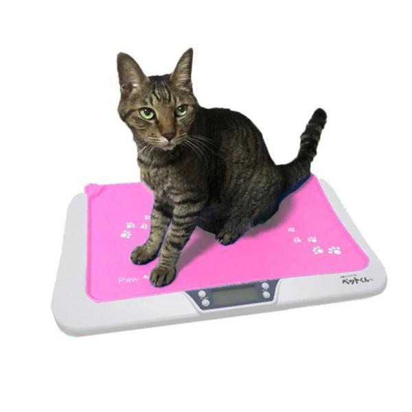 ペット用体重計 犬 猫 ペットスケール デジタル 子猫 子犬 ペット体重計 5g単位 小型 ペットくん ペット君 はかり ペット用品 ベビーペット wide 11