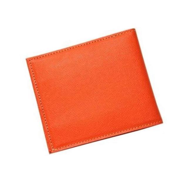 財布 メンズ レディース 二つ折り財布 薄い 極薄 小銭入れ付き 皮 日本製 小銭入れあり コンパクト スマートウォレット FRUH 薄型 革財布 フリュー|wide|11