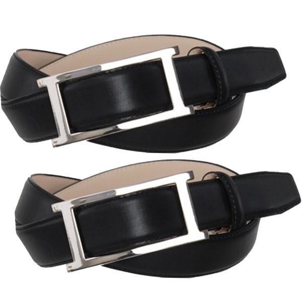 無段階調整 穴なし ベルト メンズ 2本セット スライドベルト 姫路レザー スライド式ベルト  穴無し 本革 日本製 おしゃれ ビジネス 本皮 皮 革ベルト|wide|15