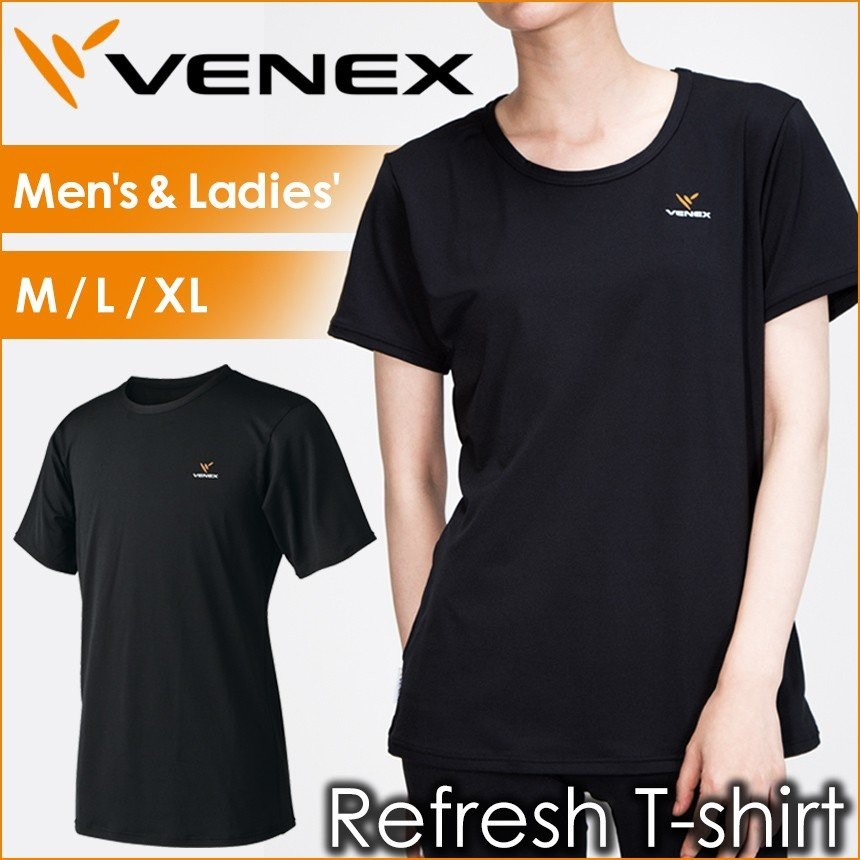 VENEX リフレッシュTシャツ