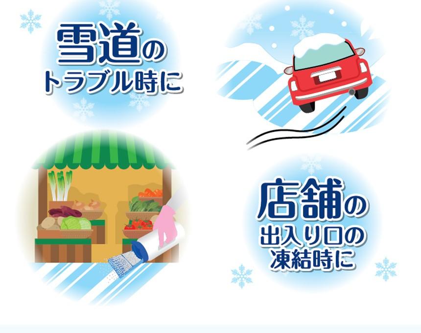 融雪シャワーボトル【4個組】