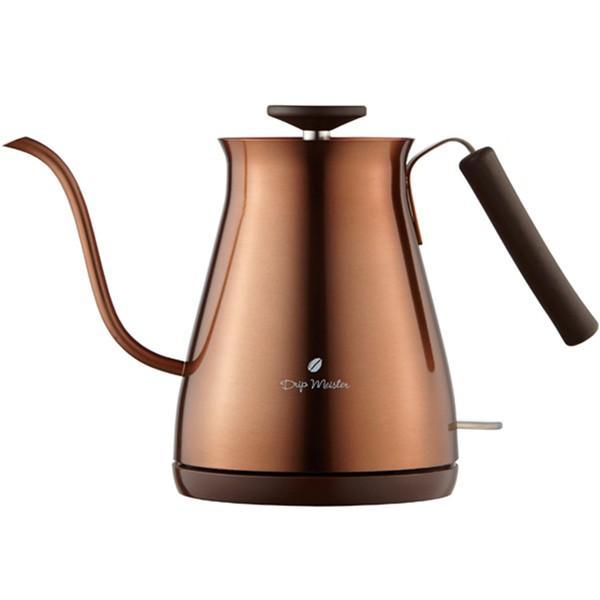 電気ケトル ステンレス おしゃれ コーヒー用 コーヒードリップ 電気ポッド 電気やかん 細口 スリムノズル 0.7L|wide|08