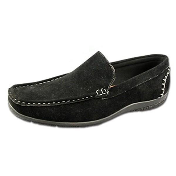 靴 メンズ 夏 ドライビングシューズ スリッポン カジュアルシューズ ローファー 春コーデ 父の日 プレゼント wide 10
