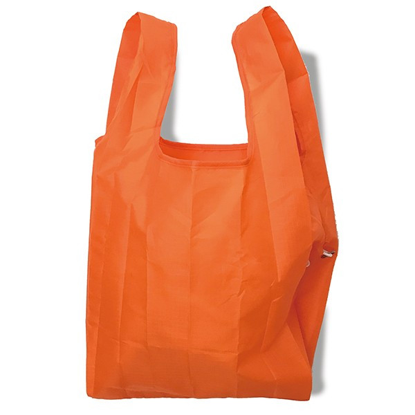 エコバッグ 折り畳み おしゃれ 小さい 買い物バッグ ミニ コンパクト 無地 軽量 スマホ 携帯 リング付き 耐荷重14kg ルーショッパー Lazy-A ROOTOTE ルートート|wide|13