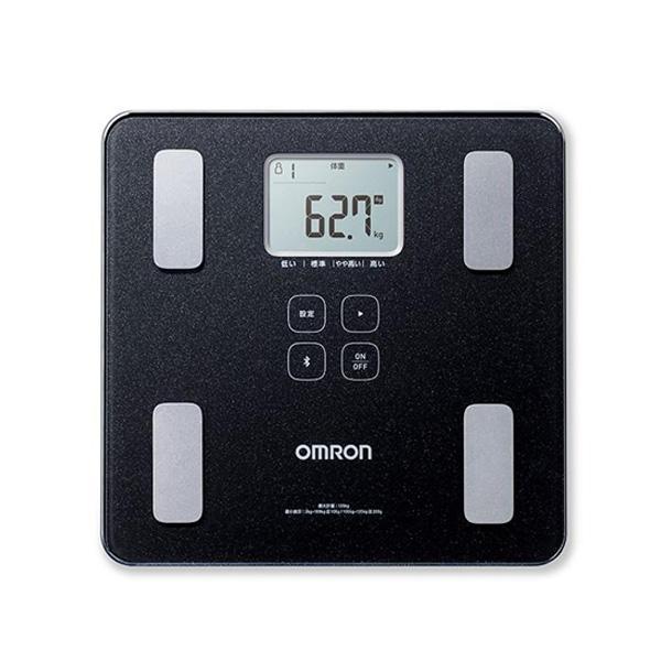 体重計 体重体組成計 スマホ連動 正確 体脂肪計付き体重計 オムロン omron iPhone ios アプリ ヘルスケア 連携 データ転送 スマホ カラダスキャン|wide|09