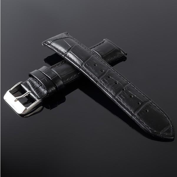 時計ベルト 時計バンド 革 ティミット 交換用 ベルト TIMEET 腕時計ベルト 16mm 18mm 20mm 22mm 牛革 本革 レザー メンズ レディース おしゃれ ワンタッチ 78384|wide|22