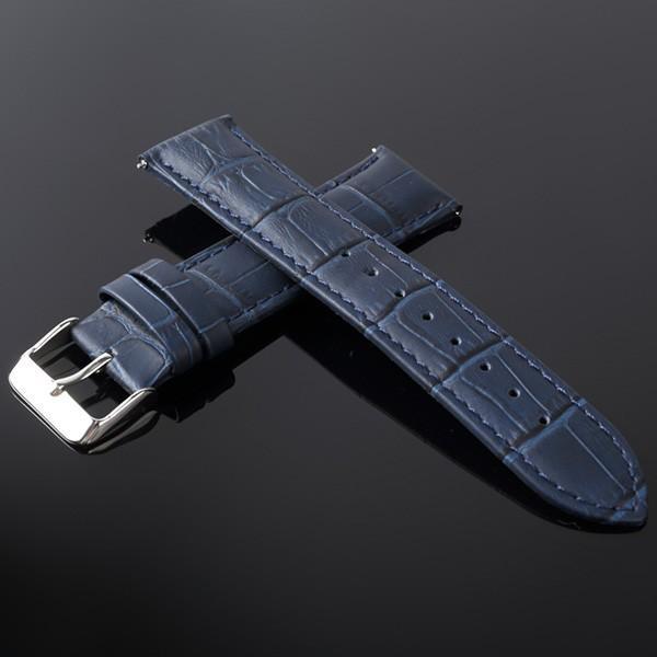 時計ベルト 時計バンド 革 ティミット 交換用 ベルト TIMEET 腕時計ベルト 16mm 18mm 20mm 22mm 牛革 本革 レザー メンズ レディース おしゃれ ワンタッチ 78384|wide|25