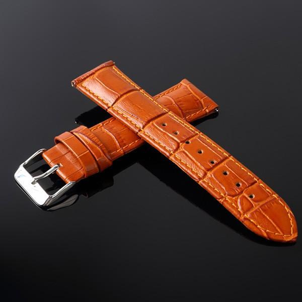 時計ベルト 時計バンド 革 ティミット 交換用 ベルト TIMEET 腕時計ベルト 16mm 18mm 20mm 22mm 牛革 本革 レザー メンズ レディース おしゃれ ワンタッチ 78384|wide|27