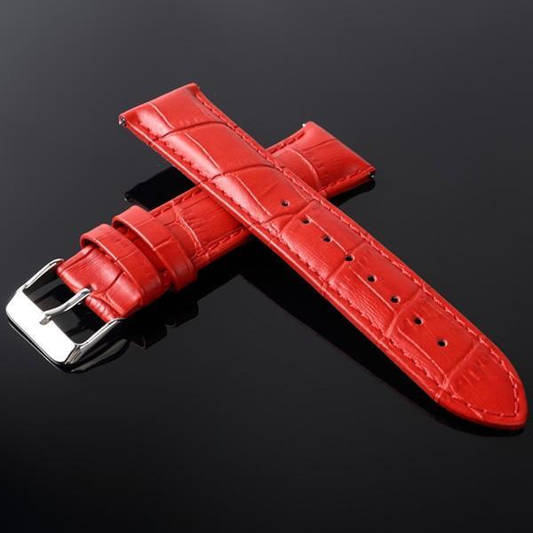 時計ベルト 時計バンド 革 ティミット 交換用 ベルト TIMEET 腕時計ベルト 16mm 18mm 20mm 22mm 牛革 本革 レザー メンズ レディース おしゃれ ワンタッチ 78384|wide|26