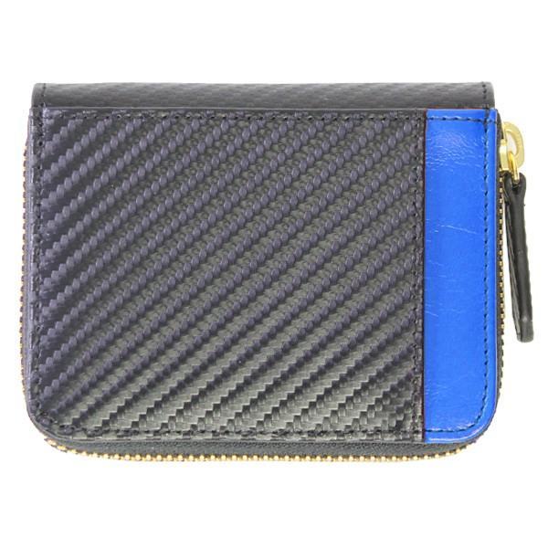 財布 メンズ 小銭入れ コインケース メンズ 大容量 コンパクト 男性用 紳士財布 カードが入る パスケース 革 小型 カーボンレザー ギフト プレゼントに|wide|20