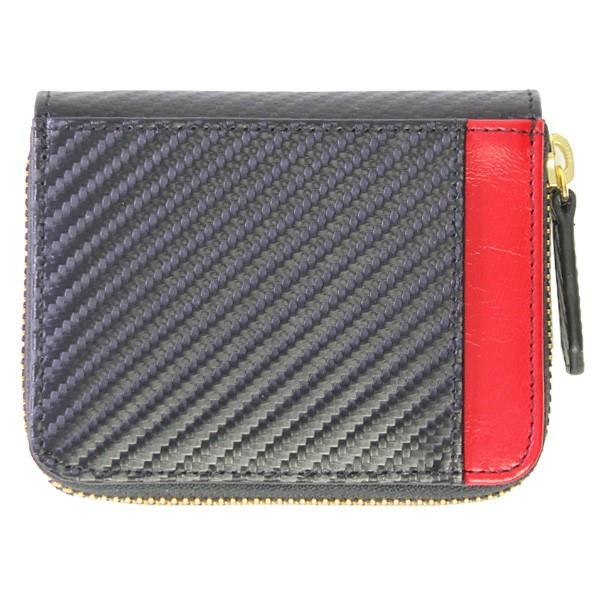 財布 メンズ 小銭入れ コインケース メンズ 大容量 コンパクト 男性用 紳士財布 カードが入る パスケース 革 小型 カーボンレザー ギフト プレゼントに|wide|21