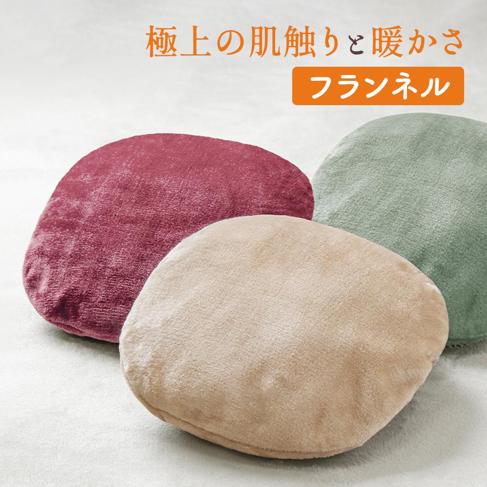 蓄熱式エコ湯たんぽ nuku2 フランネルVer布