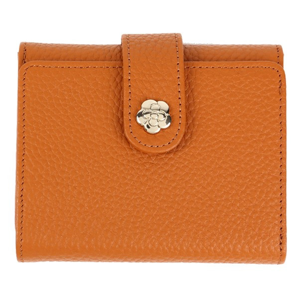 財布 レディース 三つ折り 革 ミニ財布 女性用 婦人用 ミニマリスト 小さい財布 使いやすい カードが入る 小銭入れ ブランド 牛革 レザー ギフト プレゼントに|wide|22