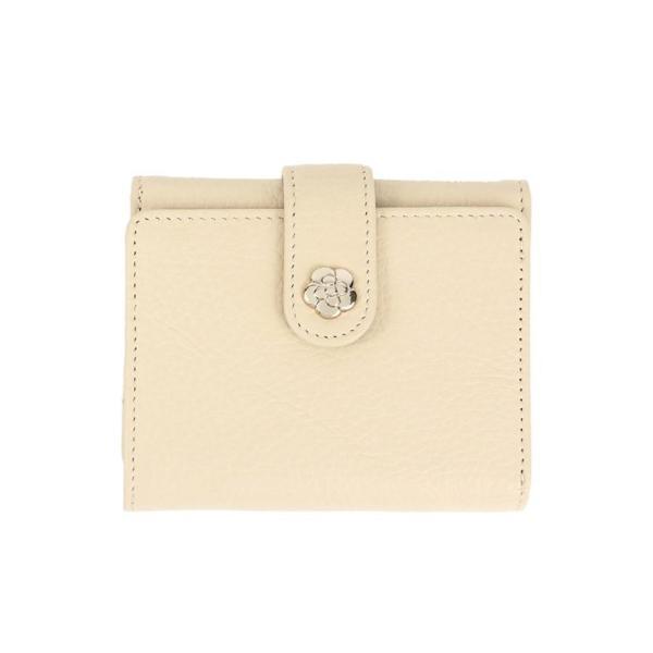 財布 レディース 三つ折り 革 ミニ財布 女性用 婦人用 ミニマリスト 小さい財布 使いやすい カードが入る 小銭入れ ブランド 牛革 レザー ギフト プレゼントに|wide|26