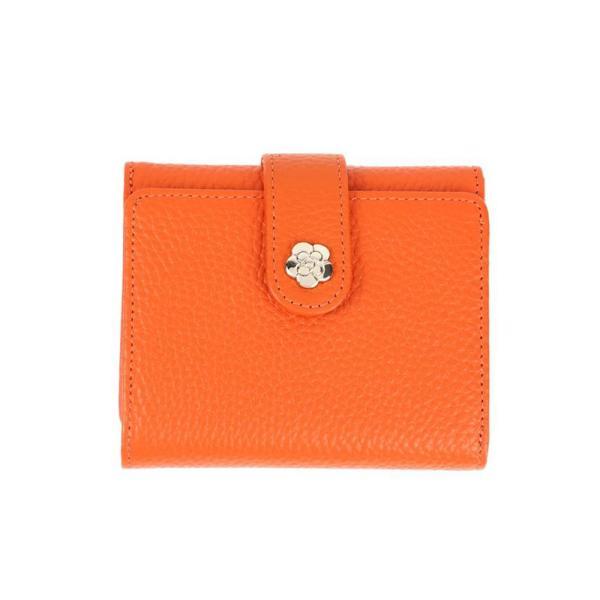 財布 レディース 三つ折り 革 ミニ財布 女性用 婦人用 ミニマリスト 小さい財布 使いやすい カードが入る 小銭入れ ブランド 牛革 レザー ギフト プレゼントに|wide|25