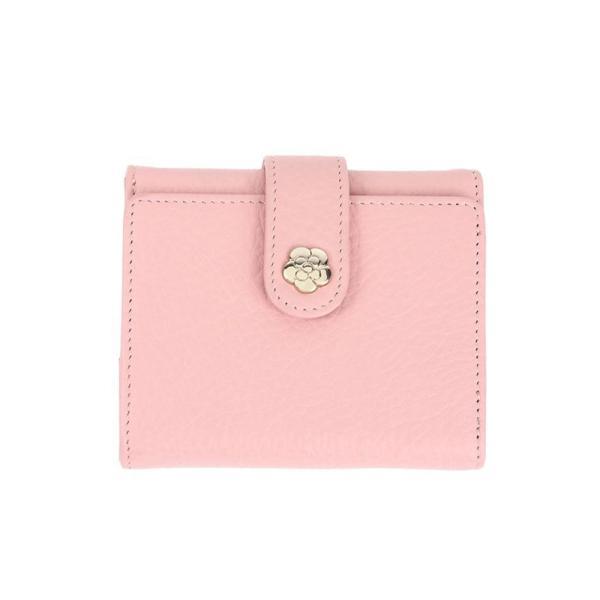 財布 レディース 三つ折り 革 ミニ財布 女性用 婦人用 ミニマリスト 小さい財布 使いやすい カードが入る 小銭入れ ブランド 牛革 レザー ギフト プレゼントに|wide|23